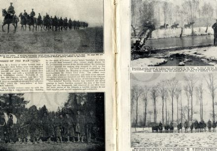1915 WW1 Magazine CUXHAVEN RAID Przemysl GERMAN TRENCHES Falklands Battle NORTH SEA FLEET War (1200)